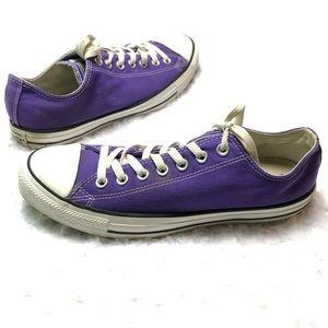 Converse All Star Sneakers Low Top men 10 women 12